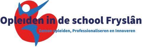 Logo opleidingsschool fryslan